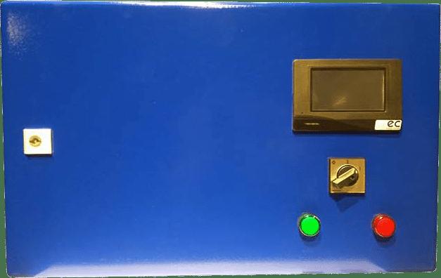 EC700 Regler blau