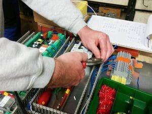 EC 700 Regler Produktion