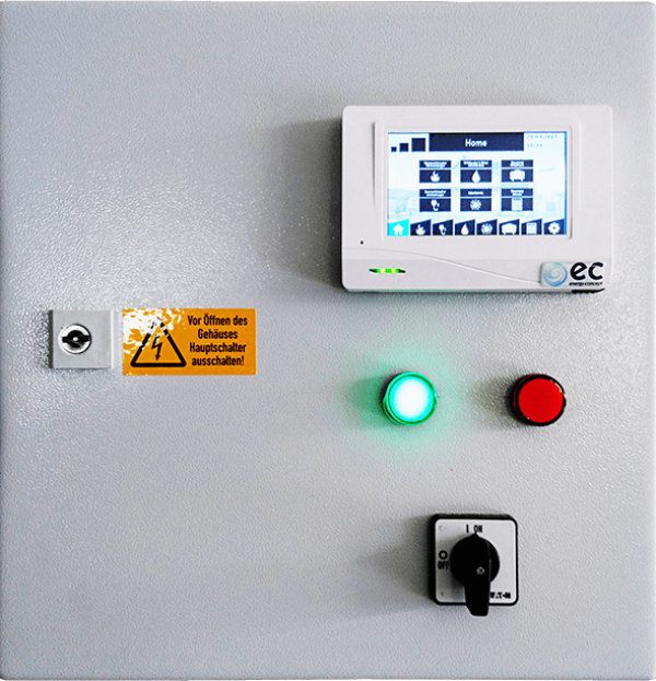 EC700 Regler energypoint
