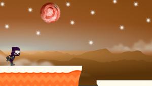 Energy Hunter Level Mars