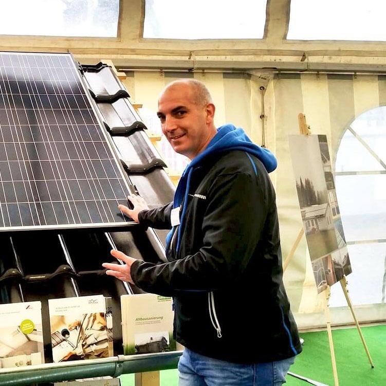 Photovoltaik Experte Markus Fischer