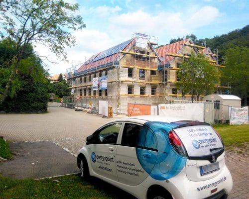Photovoltaikanlage Gemeinde Dittelbrunn